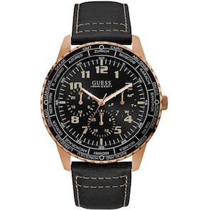 Guess Pioneer Worldtimer