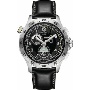 Hamilton Khaki Aviation Chrono Worldtimer