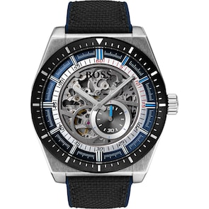 Hugo Boss Signature Timepiece Automatique Skeleton