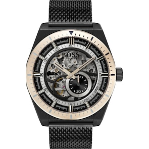 Hugo Boss Signature Timepiece Automatique Skeleton