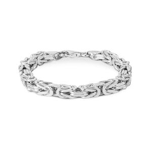 Bracelet chaîne royale classique argent 925 5.5mm