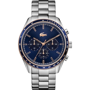 Lacoste Boston Chronographe Bleu