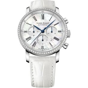 Louis Erard Excellence Chronographe Diamonds