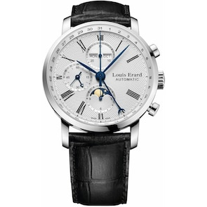 Louis Erard Excellence Chronographe Moonphase