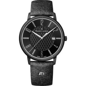 Maurice Lacroix Eliros Black Adeline Ziliox Limited Edition