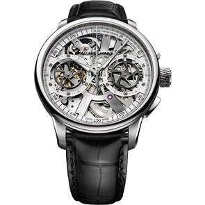Maurice Lacroix Masterpiece Le Chronographe Squelette Limited Edition