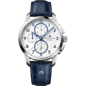Maurice Lacroix Pontos Chronograph 20th Anniversary Edition