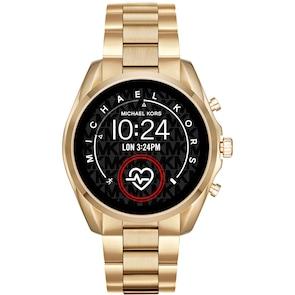 Michael Kors Access Bradshaw 2 Dorée 5.0 Smartwatch HR