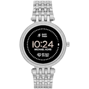 Michael Kors Access Darci Argent 5E Smartwatch HR