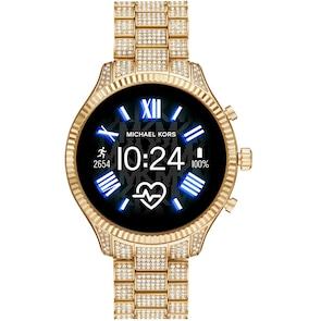 Michael Kors Access Lexington 2 Doré 5.0 Smartwatch HR