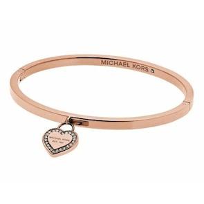 Michael Kors Bracelet Jonc MK Logo