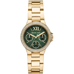 Michael Kors Camille Gold Day Date