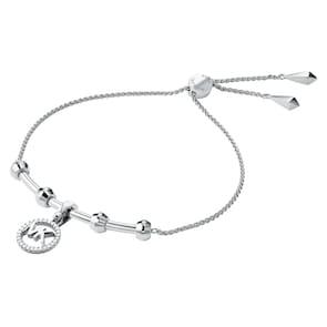 Michael Kors Premium Argent 925 Bracelet MK Custom Kors