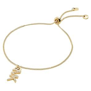 Michael Kors Premium Argent 925 Bracelet Charm MK Custom Kors