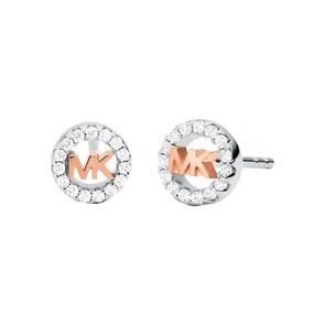Michael Kors Premium Argent 925 Clous d'oreilles MK Brilliance