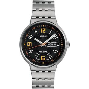 Mido All Dial Chronomètre Titanium