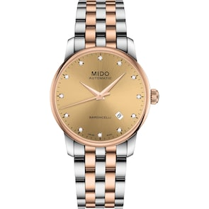 Mido Baroncelli Automatique Diamonds