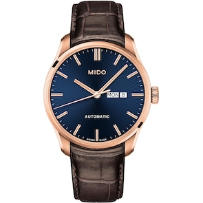 Mido Belluna II Blueray Automatique Day-Date