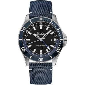 Mido Ocean Star GMT Automatique