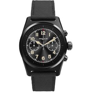 Montblanc Summit Lite Smartwatch Tissu noir
