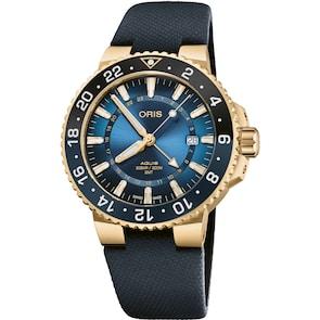 Oris Aquis GMT Carysfort Reef Limited Edition