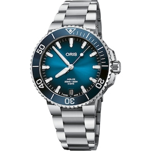 Oris Aquis Date Calibre 400 Bleu Ø 41.5mm