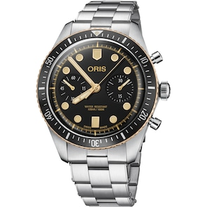 Oris Divers Sixty-Five Chronographe