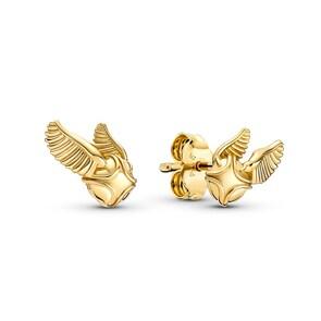 Pandora Gold Moments Harry Potter, Boucles d'oreille Vif d'Or
