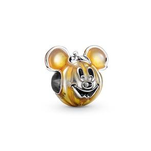 Pandora Moments Charm Disney Citrouille Mickey Mouse