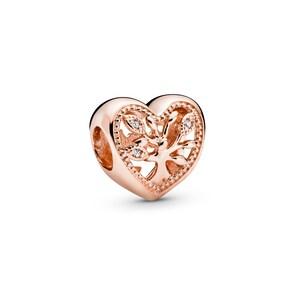Pandora Rose Moments Charm Cœur Arbre de Vie Ajouré