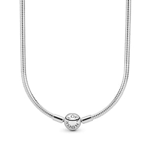 Pandora Moments Collier Maille Serpent