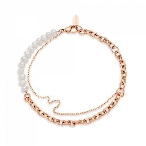 Paul Hewitt Bracelet Treasure Pearls Rosé