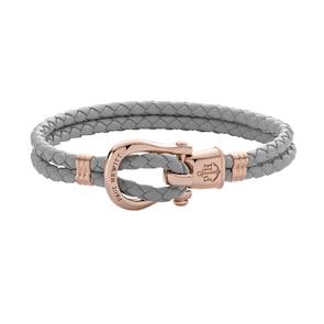 Paul Hewitt Bracelet Phinity Shackle Or Rosé Gris