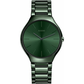 Rado True Thinline L Green