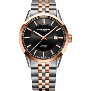 Raymond Weil Freelancer Automatique Bicolore Ø 42mm
