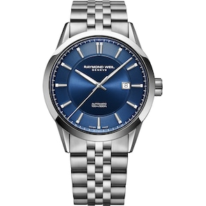 Raymond Weil Freelancer Automatique Argent Ø 42mm