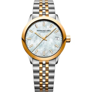 Raymond Weil Freelancer Bicolore Ø 34mm