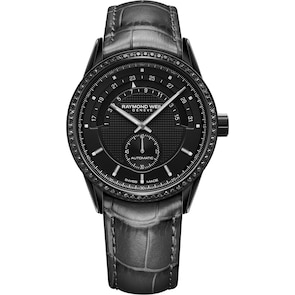 Raymond Weil Freelancer Black Diamond Automatique Ø 38mm