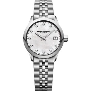 Raymond Weil Freelancer Diamond Argent Ø 26mm