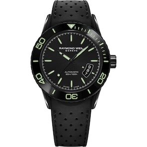 Raymond Weil Freelancer Diver Automatique Noir Ø 42mm