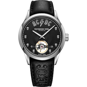 Raymond Weil Freelancer Open Heart AC/DC Limited Edition