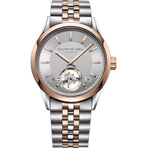 Raymond Weil Freelancer Open Heart Automatique Bicolore Ø 42mm