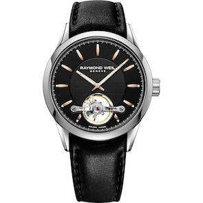 Raymond Weil Freelancer Open Heart Automatique Noir Ø 42mm