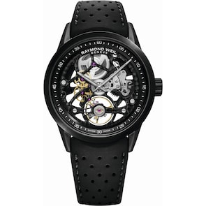 Raymond Weil Freelancer Skeleton Automatique Noir Ø 42mm