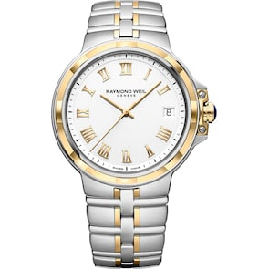 Raymond Weil Parsifal Classic Bicolore Ø 41mm