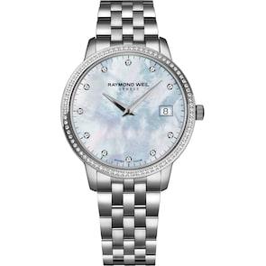 Raymond Weil Toccata Diamond Argent Ø 34mm
