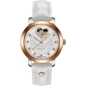 Roamer Lady Sweetheart Open Heart Automatic