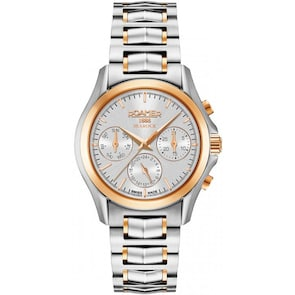 Roamer Searock Ladies Multifunction Day Date