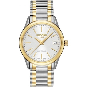Roamer Superior 3H Ladies Date