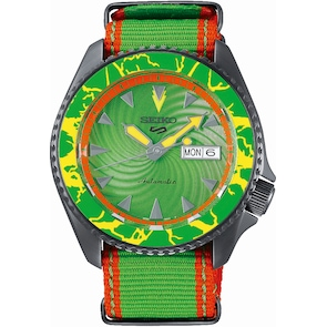 Seiko 5 Sports Street Fighter V Blanka Limited Edition